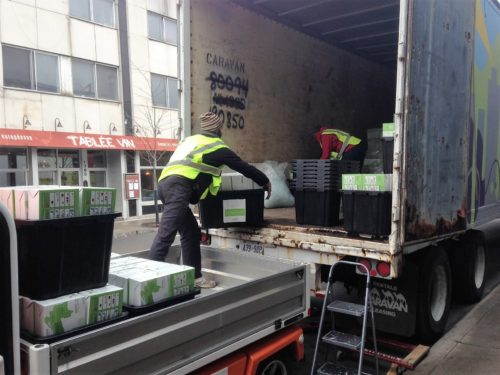Distribution carboneutre SAESEM